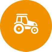 Fotele do maszyn rolniczych
